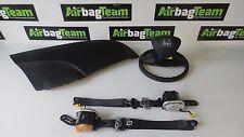 Honda Jazz 2009 - 2014 Airbag Kit Dash Pod Driver Passenger Seatbelt LHD
