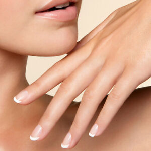 Sally Hansen French Manicure Salon Professional Nail Kit YOU PICK Nude Opal Bare