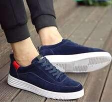 Tanggo Noah Fashion Shoes Men's Sneakers (Navy Blue)  Size 39