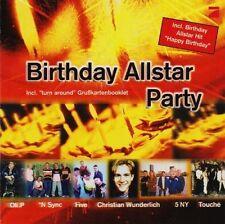Birthday Allstar Party Olli P., *N Sync, Five, Touché.. [CD]
