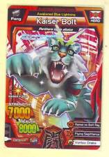 Strong Animal Kaiser Evolution 1 Ultra Super Rare Kaiser Bolt A-103