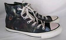 541eb6e49d0 Converse Chuck Taylor Batman Dark Knight High Tops Lace up Shoes Sz Mens  6 Wos