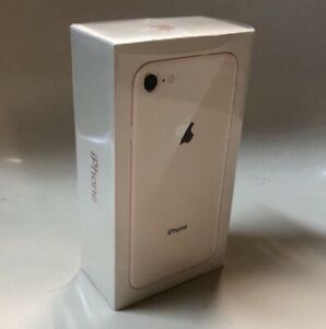 NEW Apple iPhone 8 - Gold - 128GB (UNLOCKED) Verizon AT&T T-Mobile Sprint A1863