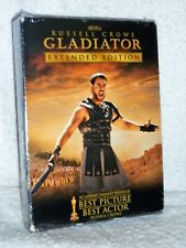 Gladiator Extended Edition (Dvd, 2005) Russell Crowe Joaquin Pheonix romans