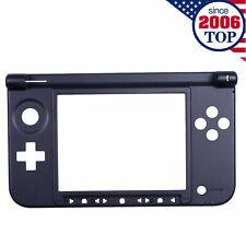 Recambio Nuevo Bisagra Parte Negro Inferior Medio Carcasa Para Nintendo 3DS XL