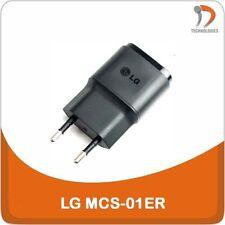 LG MCS-01ER Chargeur Charger Oplader Original G2 D802 G Flex D955 D855 microUSB