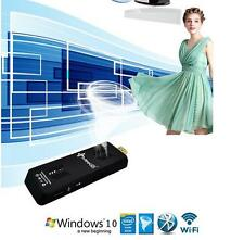 New Meegopad T07 Mini PC Windows 10 TV Stick Quad Core 4GB/32GB Intel Wifi HDMI