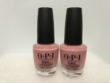 2 x Opi Pink Ladies Rule The School (Nl G48)