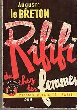 UN MYSTERE RARISSIME NUMERO DOUBLE (345 ET 345 bis) AUGUSTE LEBRETON 1957