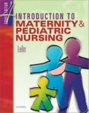 Introduction to Maternity and Pediatric Nursing-ExLibrary