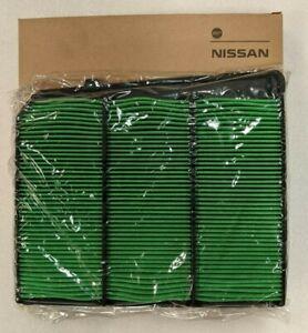 GENUINE OEM Nissan Engine Air Filter for Titan (16546-EZ31A)