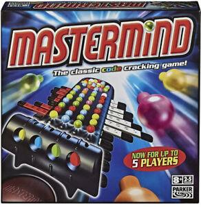 Hasbro Mastermind Game - Brand New & Sealed