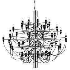 2097/50 Lampada a Sospensione di Flos cromo