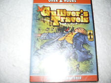 Kids dvd:Gulliver's Travels+Other Cartoon Treasures-Family Home Collection-class