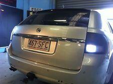 1156 bayonet bright white LED projector bulb for Holden VE,sv6, reverse lights