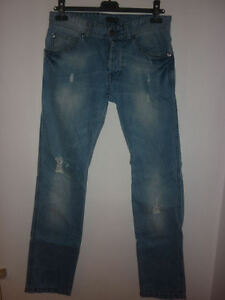JEANS pantalone PLAYBOY made in italy uomo ragazzo elegante sportivo NUOVO 44