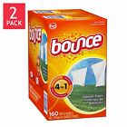 Bounce Dryer Sheets Outdoor Fresh 320 Count New!!