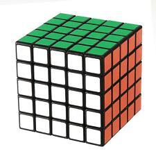 Shengshou Profesional Magia Cubo Velocidad Puzzle 5 X 5 X 5 Lisa Jugar Juego ABS