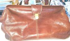The Bridge Leather Gladstone/Doctors Bag