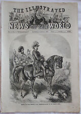 The Illustrated News of the World 1858, 6th March