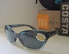 COSTA DEL MAR topaz fade/gray STARFISH POLARIZED 580P sunglasses! NEW IN BOX!