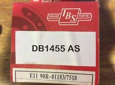 Mitsubishi Lancer Front Brake Pads DB1455