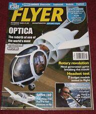 Flyer 2008 October Optica,Sprint 160
