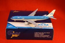 GEMINI JETS 1466 KLM 95 YEARS AIRBUS A330-200 reg PH-AOE  1-400 SCALE
