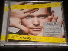 Michael Buble - Crazy Love - CD Álbum - 2009-12 Genial Canciones