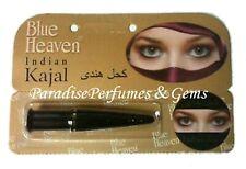 * OFFERTA SPECIALE * 2 X Blu Heaven Indian Kajal Nero Kohl Eyeliner splendido