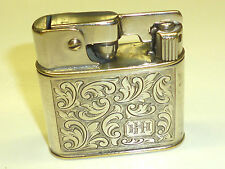 "MYLFLAM ""1000 ZÜNDER"" D.R.P. POCKET LIGHTER W. 835 SILVER CASE - 1936 -GERMANY"