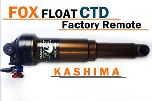 FOX FLOAT CTD Factory Remote KASHIMA Dämpfer für MTB ENDURO DOWNHILL FULLY