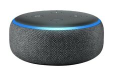 Amazon Echo Dot (3rd Generation) - Smart Speaker with Alexa - Charcoal New Item