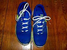 Nike Free Trainer 3.0 Men's 553684 401 SZ 12 , Hyper Blue Volt