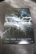 """Matthew Modine SIGNED AUTOGRAFO SU 20x30 cm """"Batman"""" immagine inperson look"""