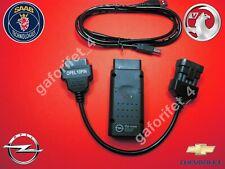 OPEL OP COM V1.45 Vauxhall OBD2 Diagnostic Code Reader Scanner Tool OPCOM 2012