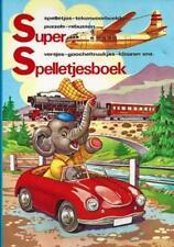 Super Spelletjesboek Niederländisch! Puzzels Rebussen Versjes Tekenvoorbeelden..