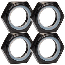 1:8 Wheel Nuts Stop Nuts Black 17 mm 6-kant Set of 4 partcore 310015