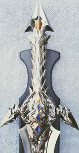 """NEW! 48"""" Egg Knife World of Warcraft Metal Sword"""
