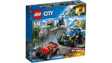 LEGO 60172 Duello fuori strada CITY 5-12anni  Pz 297