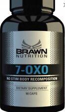 BRAWN NUTRITION 7-OXO 90 KAPS. FAT REDUCTION