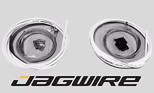 JAGWIRE ROAD SHOP KIT - Brake & Shifter Cables and Housing  - SRAM/Shimano WHITE