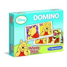 DISNEY jeu éducatif DOMINO Winnie the pooh 28 cartes NEUF