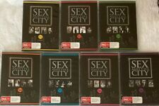 Sex And The City : Complete Series : Seasons 1 2 3 4 5 & 6  (DVD, 19 Disc Set)