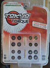 1/64 Tokyo Torque Wheel and Tyre Set