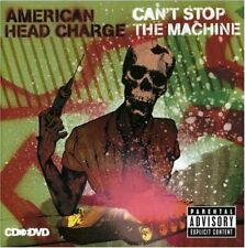 American Head Charge - Can't Stop The Machine ... - American Head Charge CD WOVG