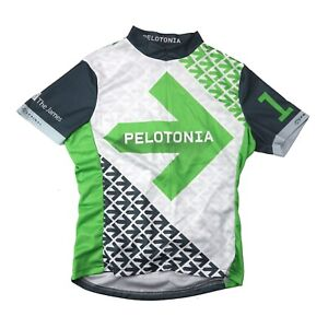 Pelotonia 2013 Cancer Research Primal Womens M Short sleeve Bicycle jersey