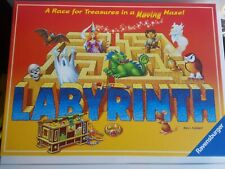 Labyrinth Board Game 100% complete