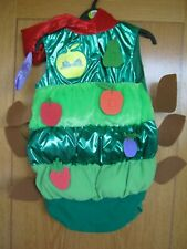 ERIC CARLE THE VERY HUNGRY CATERPILLER DRESSING UP CHILDS 5-6YRS BOY/GIRL NEW BN