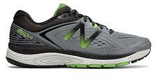 New balance Macho Para hombre 860V8 Para Hombre Zapatillas Para Correr Gris Con Verde Y Negro